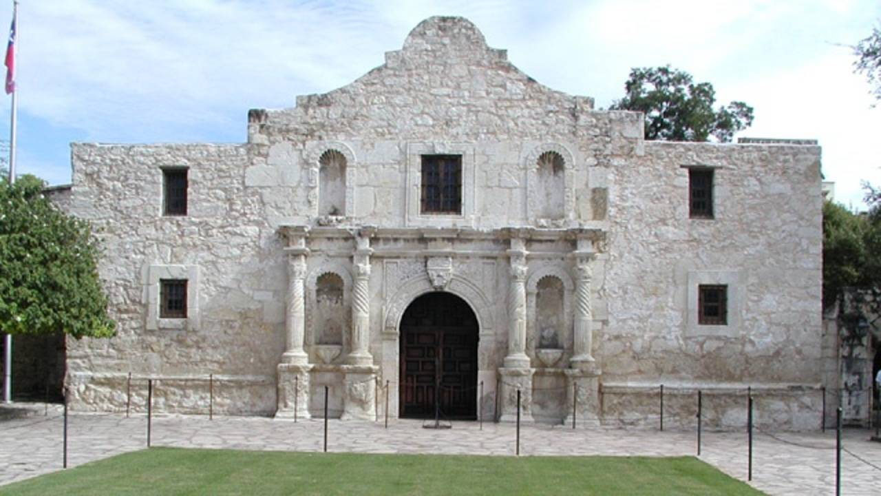 The Alamo, San Antonio, Texas_1347636485749373-75042528-75042528