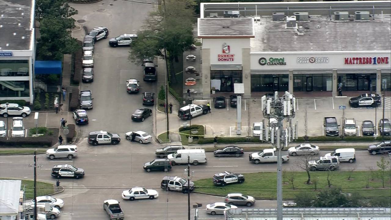 Dunkin donuts reported shooting