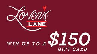 Lover's Lane Valentines Day Contest