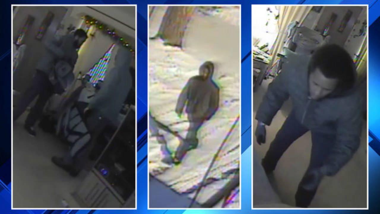 3 men accused of Detroit break-in west side