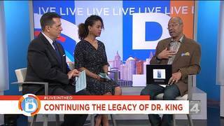 Making a Difference: Continuing legacy of Dr. King