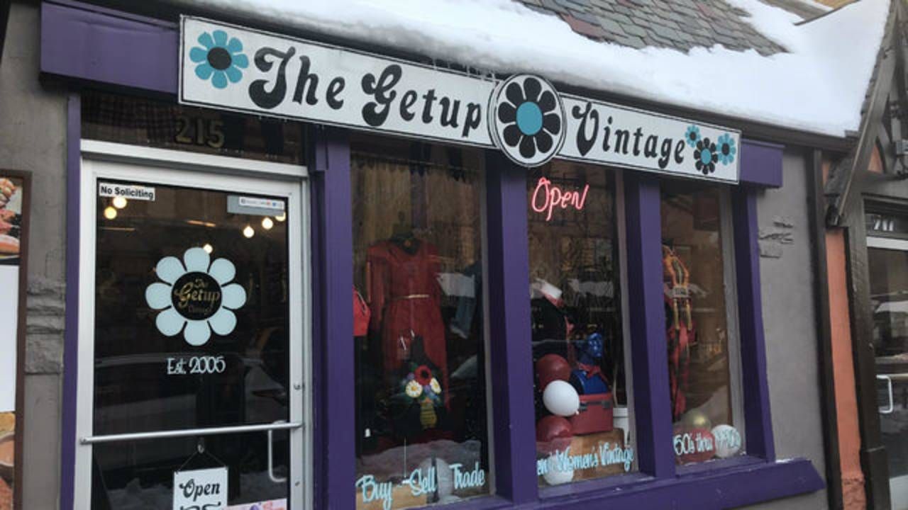 The Getup Vintage exterior
