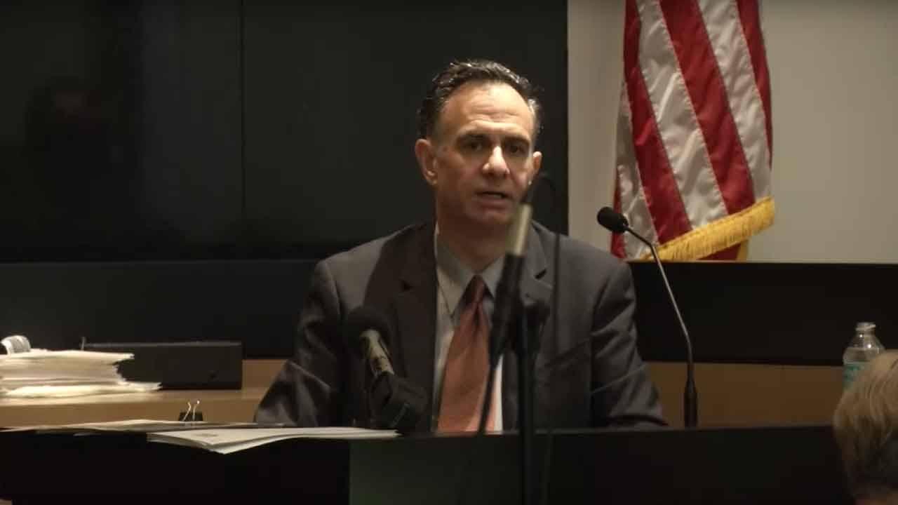 James Scandirito II testifies
