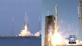 Exhaust plumes may prevent 2 rocket launches on same day from Cape