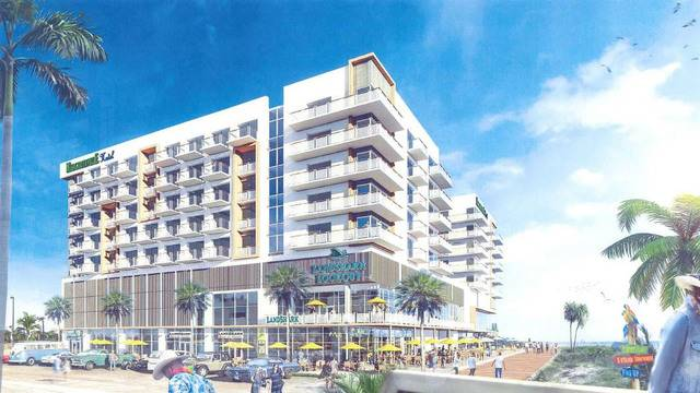 Margaritaville Hotel Restaurant Could Be Coming To Jacksonville Beach
