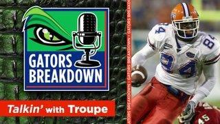 Gators Breakdown: Talkin' with Troupe | UF-UGA