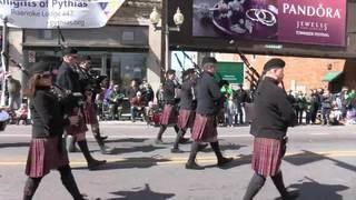 Preview Freedom First's St. Patrick's Day Parade & Shamrock Festival