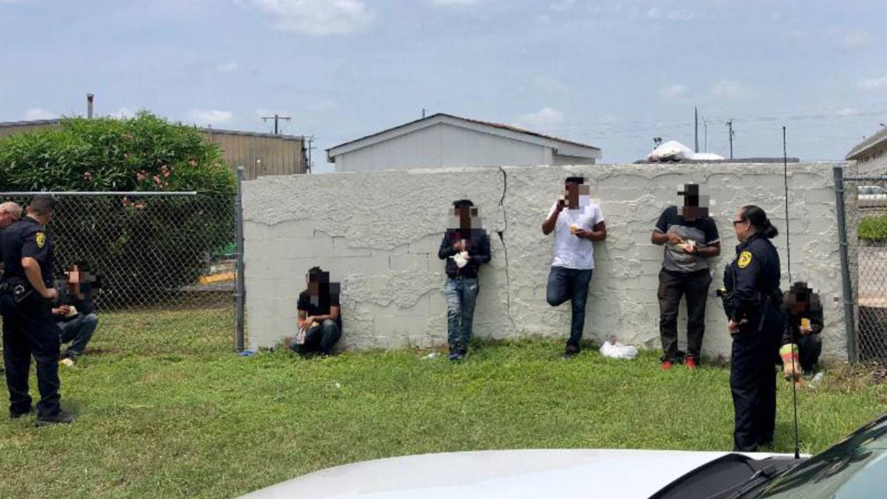Suspected trafficking victims rescued from 'modern-day...