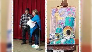 Fiesta Flambeau Parade announces winner of poster contest