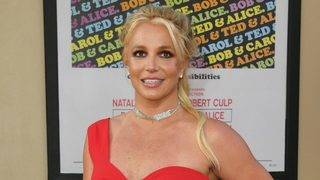 Britney Spears Returns To Her Signature Hair Color: 'Blondes Do…