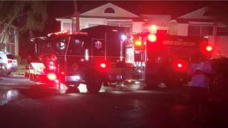 Apartment fire in Deerfield Beach displaces 2 families