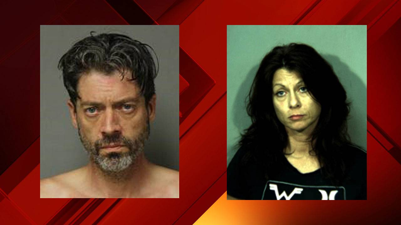 Mother, boyfriend who were high on meth charged after toddler