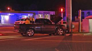 2 vehicles involved in crash on 3rd Street in Jacksonville Beach