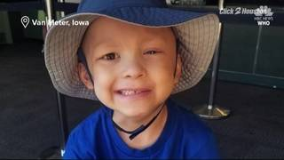 5 bounce houses, Batman and snowcones: Dying 5-year-old writes his own obituary