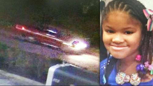Tips coming in: Search continues for man who killed 7-year-old girl