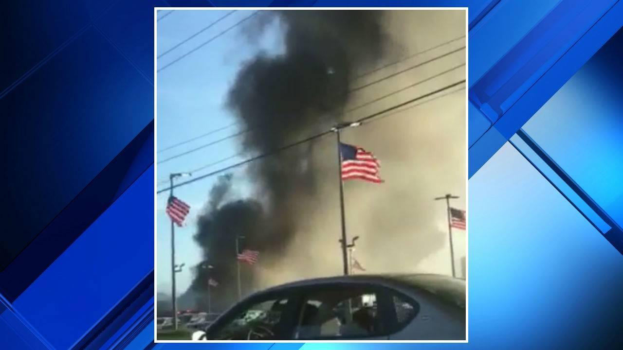Sterling Heights Buff Whelan Chevrolet fire 2