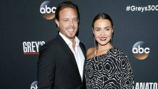'Grey's Anatomy' Star Camilla Luddington Marries Matthew Alan