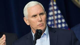 LIVE STREAM: Pence, Netanyahu meet, give joint statement in Jerusalem