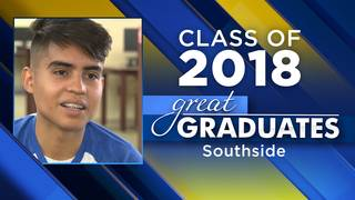 Great Graduates: Pedro Fuentes, Southside High School