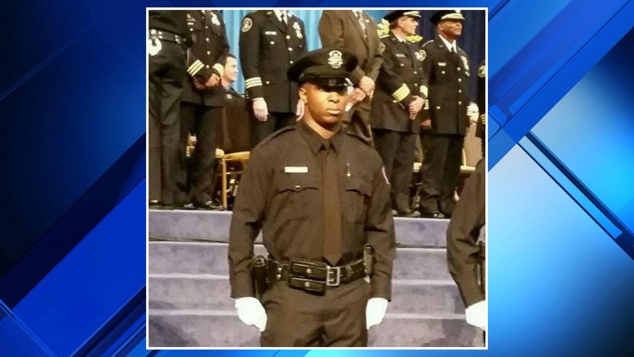Detroit police Officer Glenn Doss 2