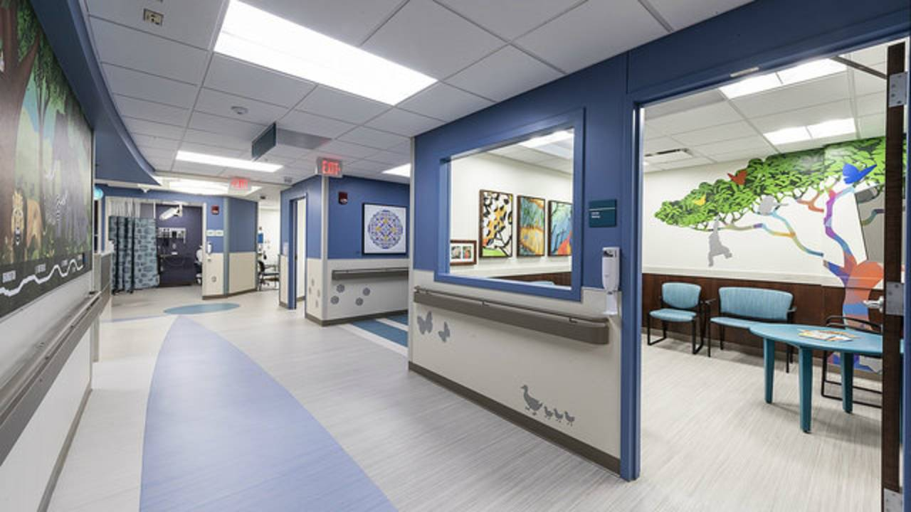 Beaumont Hospital Royal Oak opens new Pediatric Emergency Center 3_1531407336977.jpg.jpg