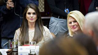 House Intel delays Hope Hicks interview in Russia investigation
