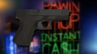 School safety assistant pawned service weapon twice, district says