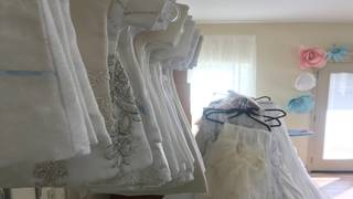 Local organization transforms donated wedding dresses into angel gowns
