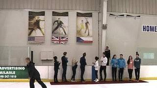 Novi ice arena celebrates Olympians ahead of 2018 Winter Olympics