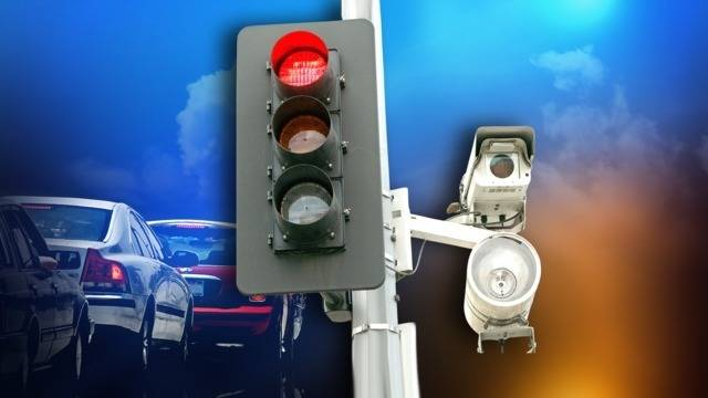Report red light camera crashes increasing for Jacksonville department of highway safety and motor vehicles jacksonville fl