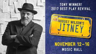 It's a Free Friday! Enter to Win (4) Tickets to August Wilson's JITNEY…