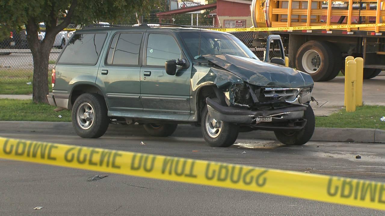 Roosevelt southcross intoxication assault crash