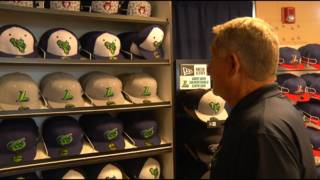 Refreshed logo boosts sales for Hillcats