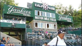 Calfee Park upgrades draw loyal fans