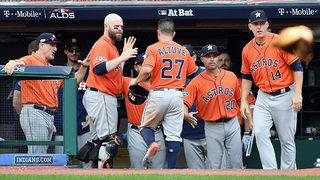 MLB says Astros not stealing signs in dugout incidents