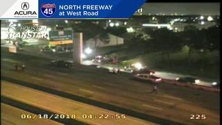 Man run over by several vehicles, killed on I-45 following crash
