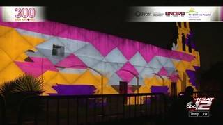 Restored by Light event celebrates San Antonio's Tricentennial