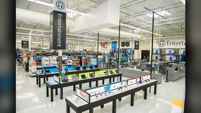 walmart remodeling 12 houston area stores