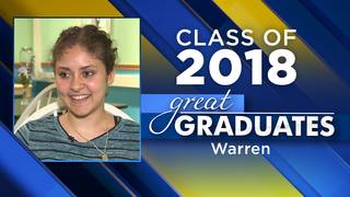 Great Graduates: Yohandra Morales, Warren High School