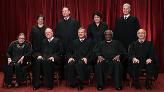 Supreme Court sets travel ban arguments for final day of term