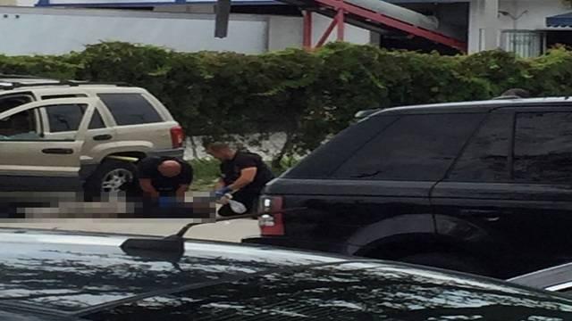 Police working on man shot near TGK