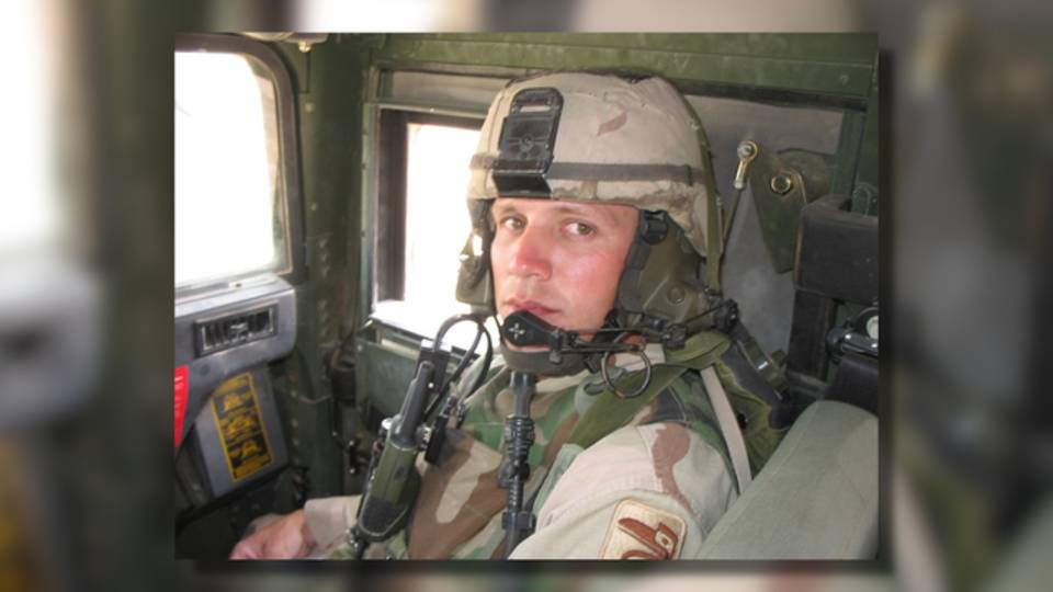 Army Picture of Dan