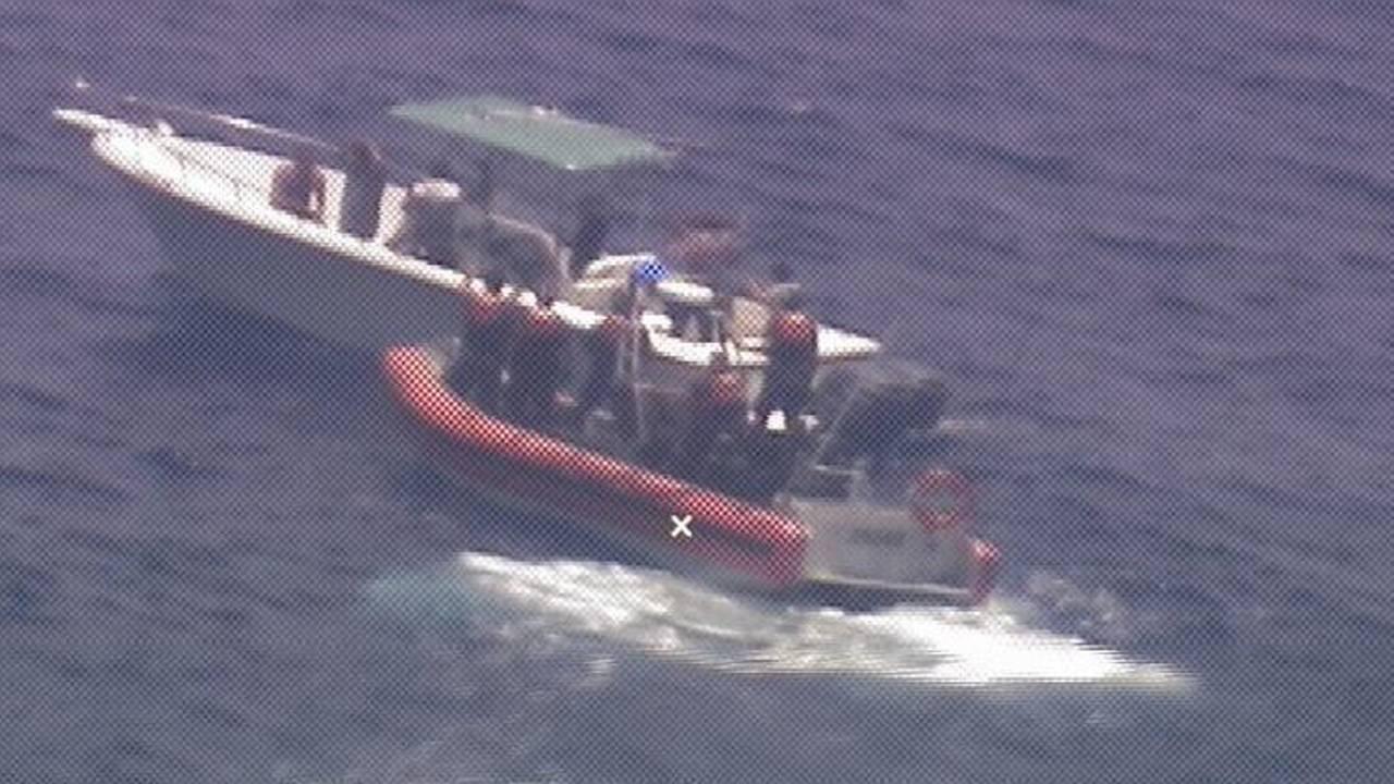 Coast Guard Cutter Raymond Evans May 2018