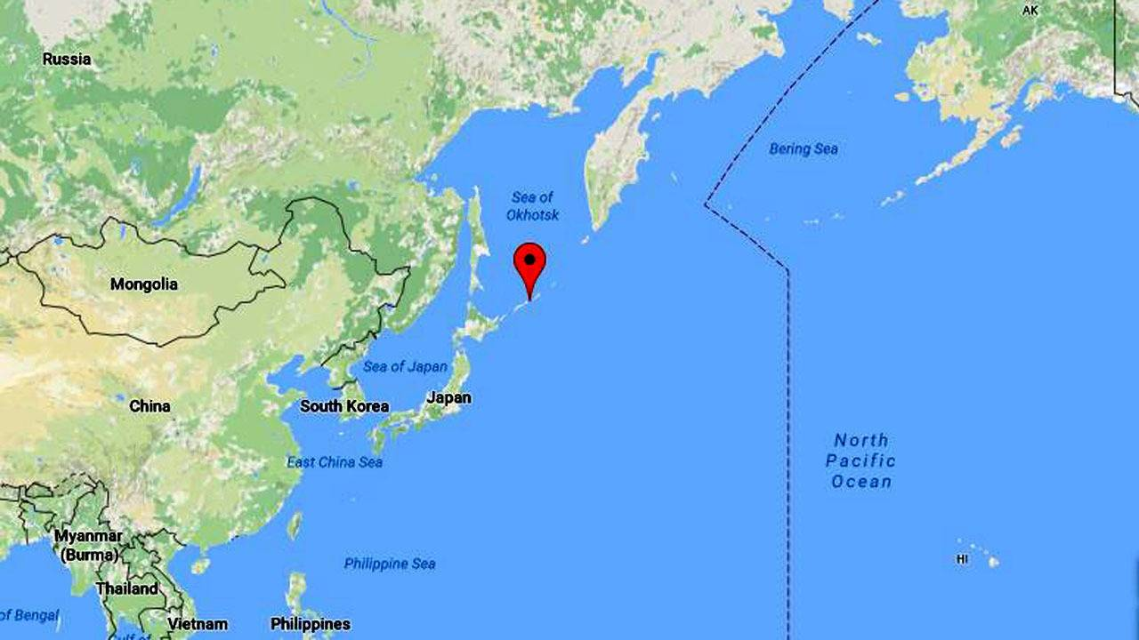 Russia, Japan at odds over 70-year-old Kuril Islands dispute
