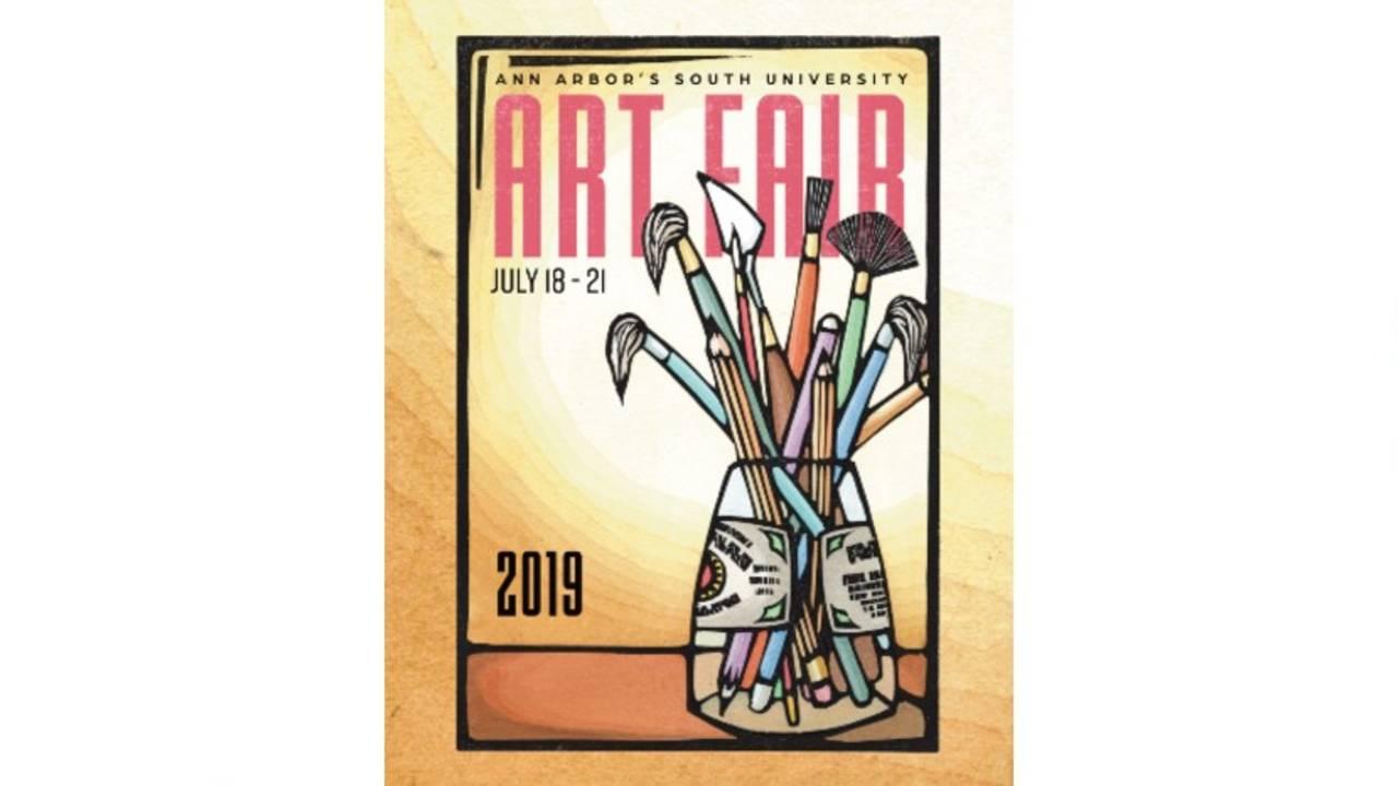 Ken Swanson Ann Arbor Art Fair