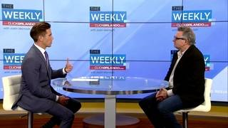 'Devil in the Grove' author talks about Groveland 4 pardon on 'The Weekly'