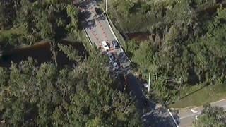 Roscoe Boulevard Bridge reopens after Hurricane Irma repairs