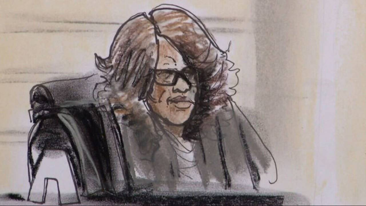Corrine Brown on stand May 5