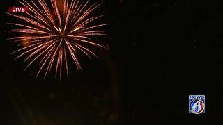 News 6 presents 40th annual Fireworks at the Fountain