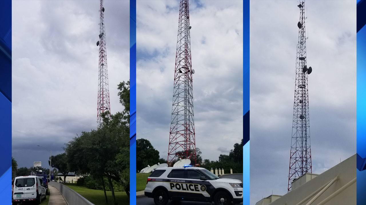 WKMG tower pictures for scale